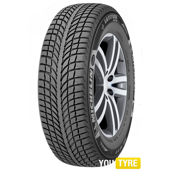 Шины Michelin Latitude Alpin LA2